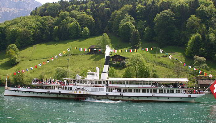 Lake Lucerne Bed And Breakfast